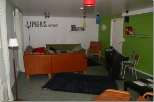 Grupprum/Ungdomsrum bottenvåning
